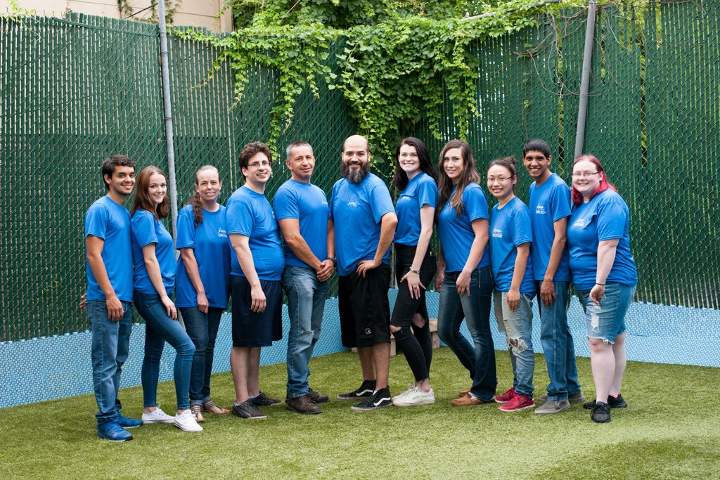 Korob pet hotel team